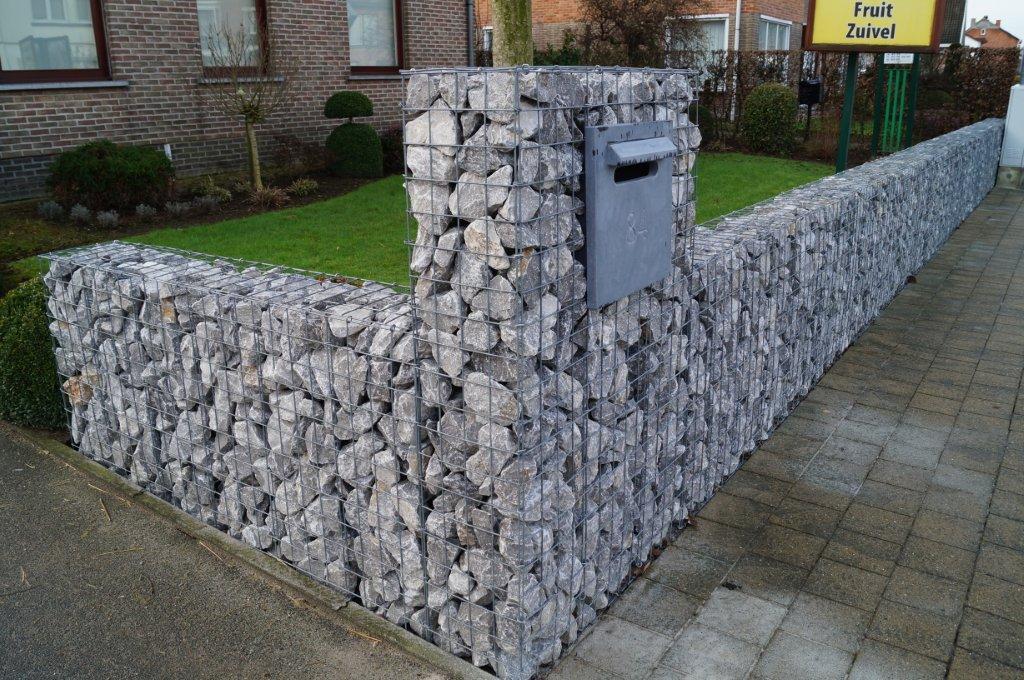 steenkorf brievenbus