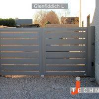 AD266 200x200 - Poorten en hekwerk - model Glenfiddich L