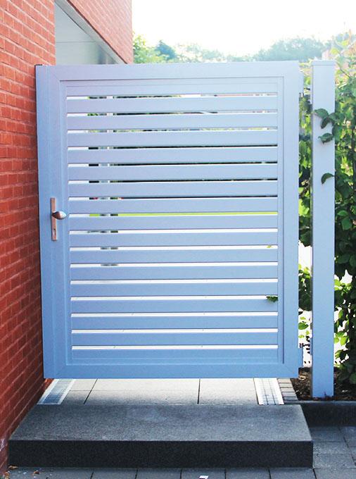 glenfiddichs - Aluminium poorten: draai-, tuin- en schuifpoorten