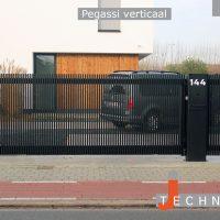 AD287 200x200 - Poorten en hekwerk - model Pegassi